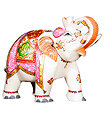 Large elephant statues from Indian Handicrafts