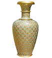 Large Vase from makrana White Marble