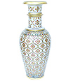 Designer Marble Vases carved from makrana