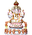 Exclusively Designed and Carved Ganesh statues