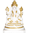 Marble Ganesh ji statue from Marble stone