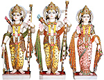 Exclusively Designed Ram Darbar Statues