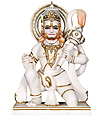 Exclusively Designed Hanuman Statue