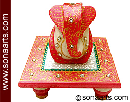 A Unique Diwali Gift Items With Painting Work Mpuj226