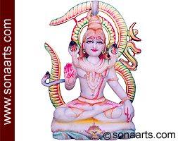 Marble Shankar Murti from Marble Stone
